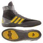 Adidas Combat Speed 5  grey/yellow/black