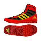 Adidas Mat Wizard 3  energy red/yellow/black